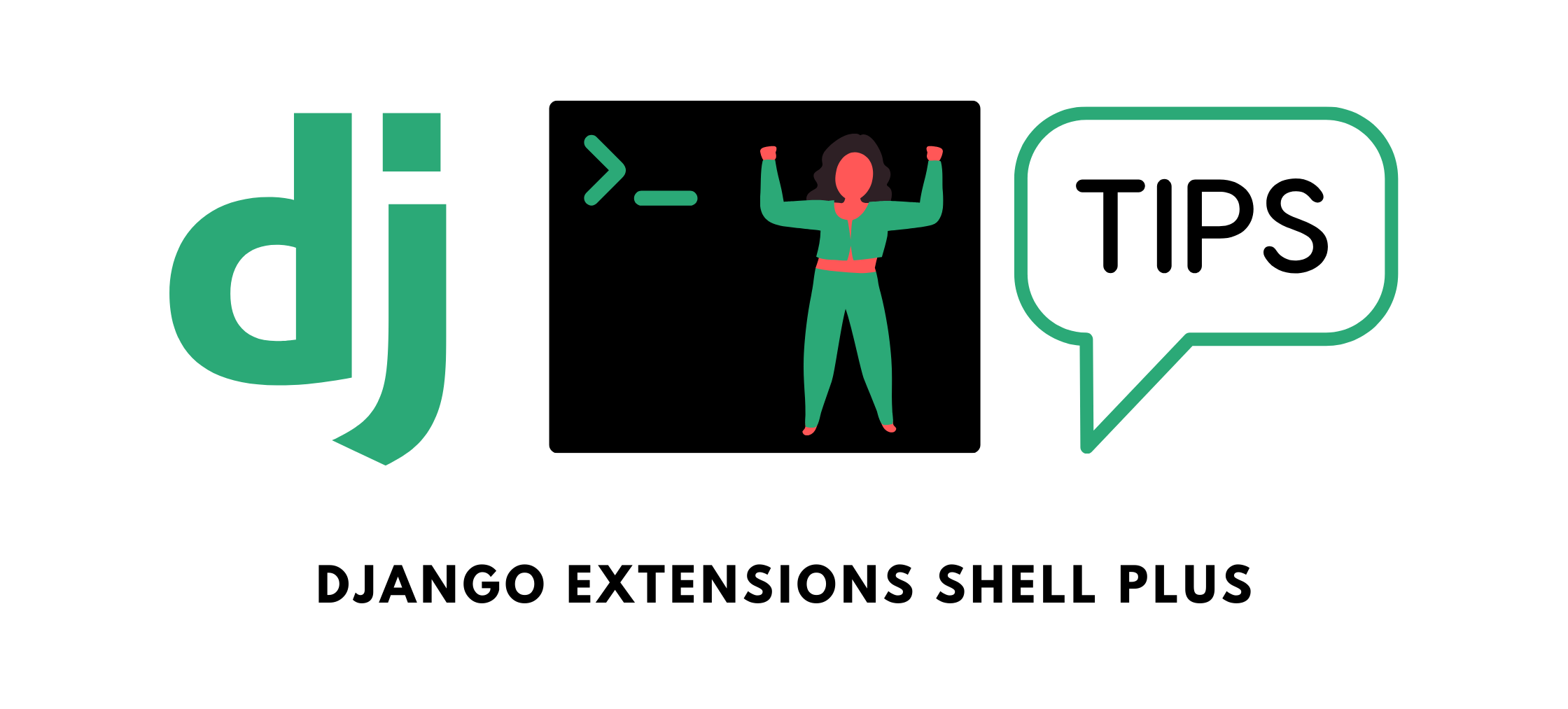 django extension shell plus header