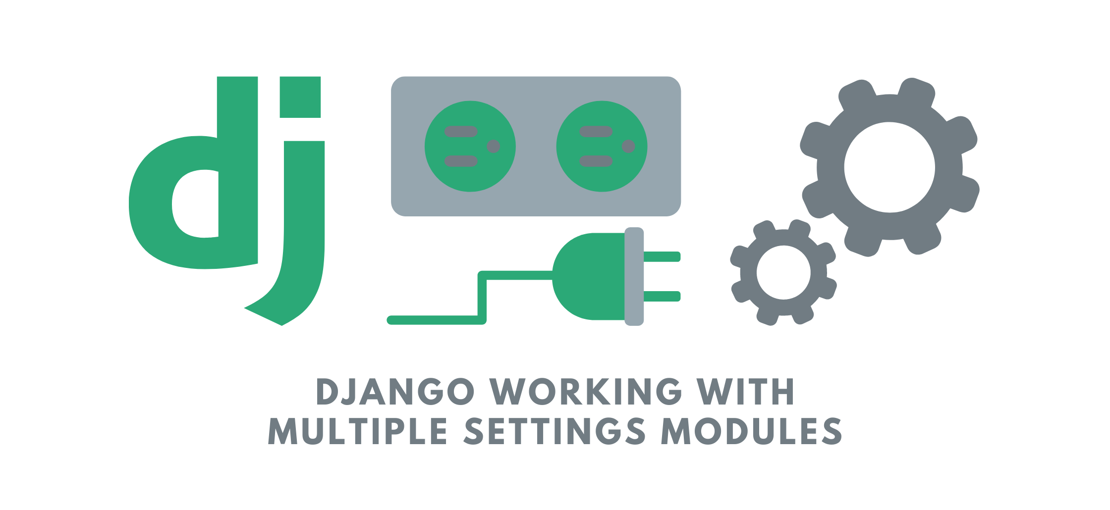 django multiple settings header